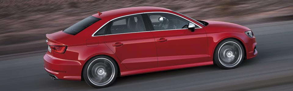 El Audi A3 Sedan La Berlina Compacta M 225 S Deportiva Audi Mediaservices Espa 241 A