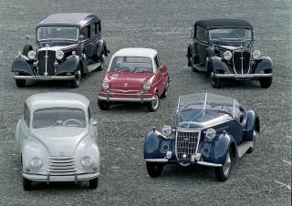 La historia de Audi: algo para recordar en 2007