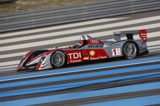 El Audi R10 TDI afronta su primer doble compromiso del año