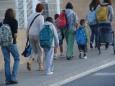 El 70% de los niños españoles nunca van solos al colegio