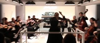 El nuevo Audi A8 llega de la mano de Inma Shara