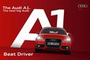"""""""Audi A1 Beat Driver"""": la nueva aplicación para IPhone"""