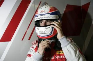 Miguel Molina, piloto DTM