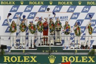 La eficiencia y la innovación tecnológica dan a Audi una nueva victoria, con récord incluido, en Le Mans
