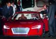 Éxito de Audi en la Michelin Challenge Bibendum