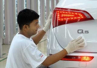 Audi comienza el montaje del Q5 en la India