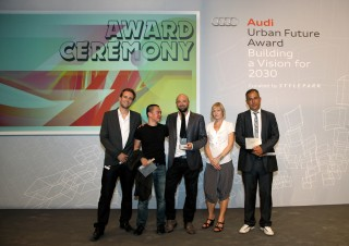 Audi Urban Future Award