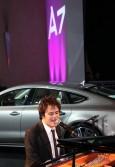 La versatilidad de Jamie Cullum da la bienvenida a España al Audi A7 Sportback