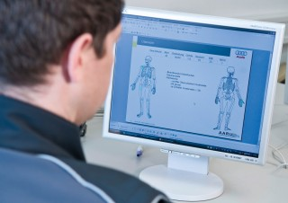 La unidad de investigación de accidentes de Audi trabajará en colaboración con una asociación internacional de cirujanos