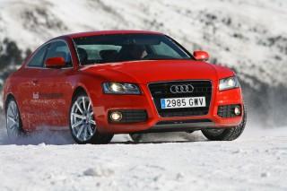 Comienza Audi Winter Driving Experience en Grandvalira