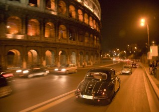 A través de Europa con Audi Tradition