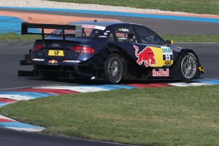 Audi y Miguel Molina inician el DTM 2011 en Hockenheim