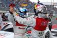 Audi gana y lidera el DTM con Martin Tomczyk