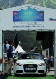 El Audi A1 e-tron gana el Rallye de coches Eléctricos de Silvretta