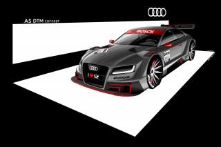 DTM 2012: Audi cuenta con el A5