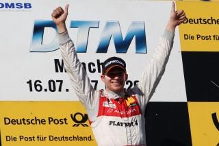 Audi gana la primera final de Munich