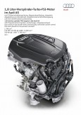 Innovación tecnológica: nuevo Motor 1.8 TFSI