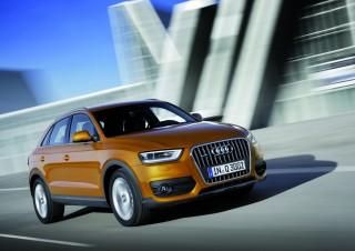 El Audi Q3 obtiene cinco estrellas en las pruebas de seguridad Euro NCAP