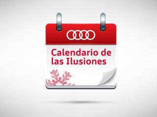 """Audi felicita la navidad con el """"Calendario de las ilusiones """""""