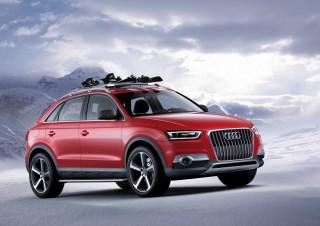 Audi Q3 Vail: deportes de invierno y funcionalidad