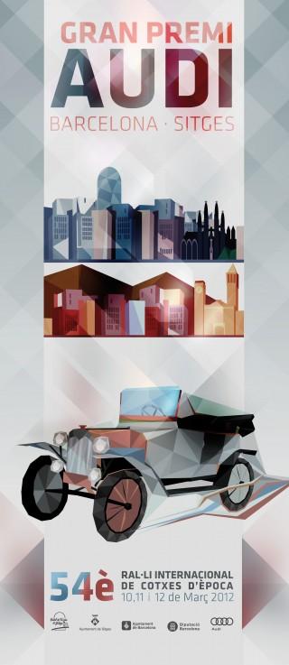 Audi patrocina el 54º Rallye Internacional de Coches de Época Barcelona-Sitges