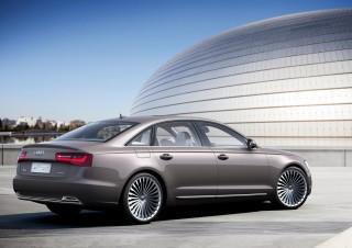 Audi A6 L e-tron concept/Standaufnahme