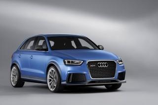 Audi RS Q3 concept: puro dinamismo