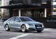 Audi A8 hybrid/Standaufnahme