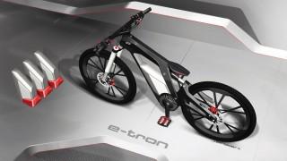 Audi e bike Woerthersee/Skizze