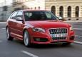 Audi S3/Fahraufnahme