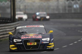 Miguel Molina, Red Bull Audi A5 DTM