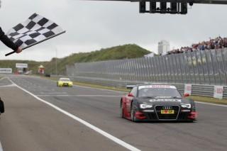 Edoardo Mortara, Audi A5 DTM