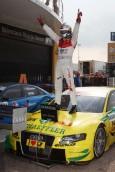 Audi y Tomczyk, campeones DTM 2011
