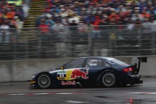 Miguel Molina, Audi A4 DTM. Norisring