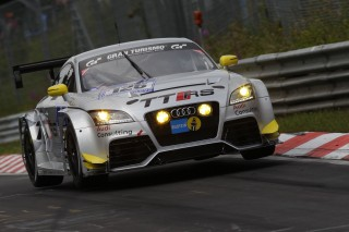 Miguel Molina, 24 h. Nurburgring