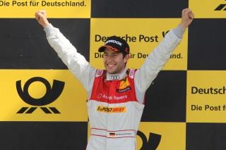 Mike Rockenfeller, ganador en Zandvoort