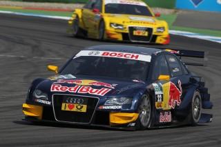 Miguel Molina, A4 DTM