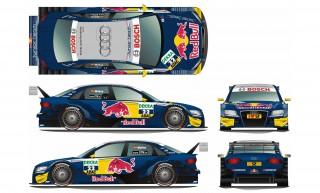 Audi A4 DTM Miguel Molina