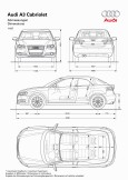 Audi A3 Cabriolet/Technik