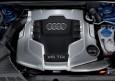 Audi A5/Motorraum