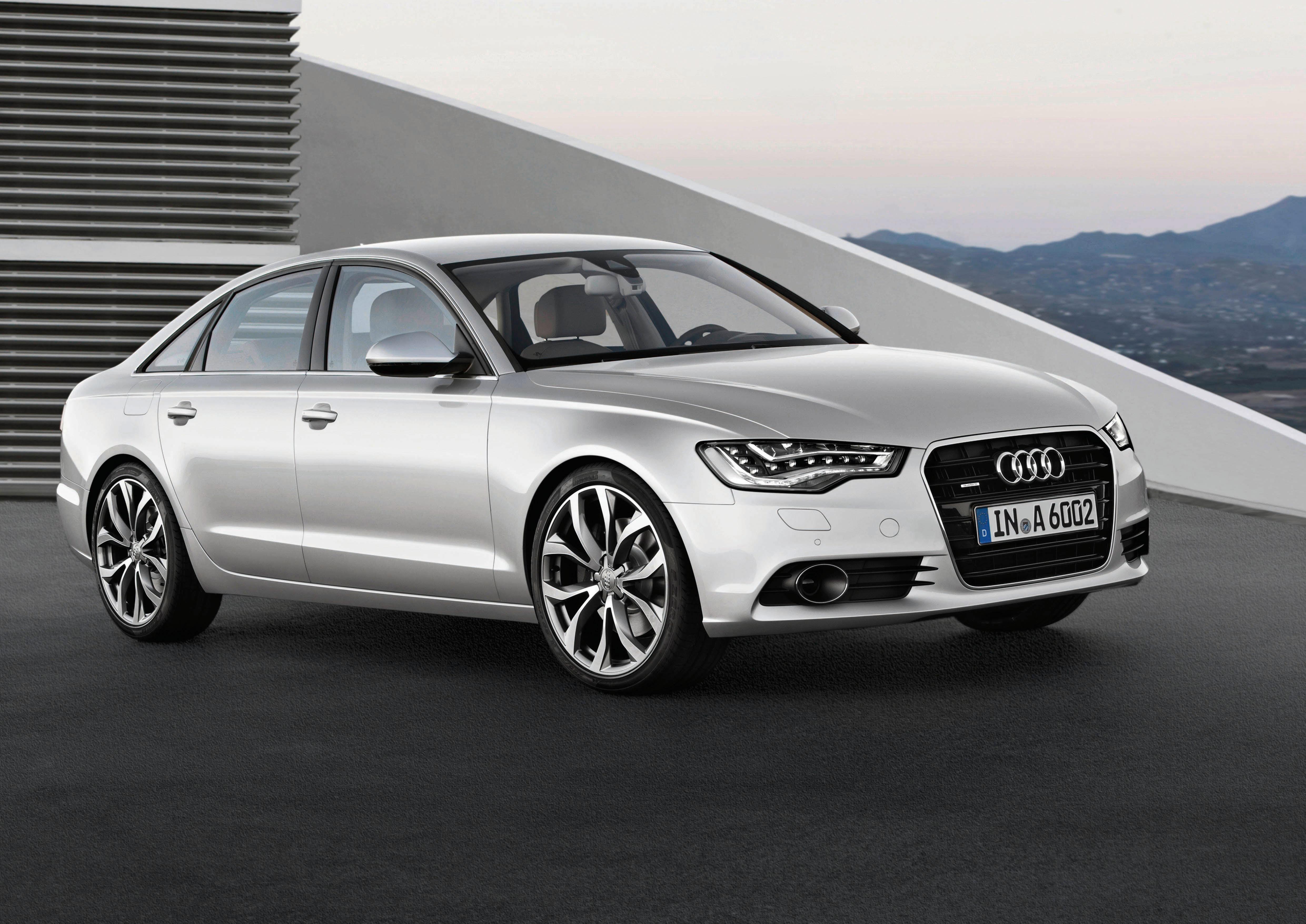 Audi A6 /Standaufnahme