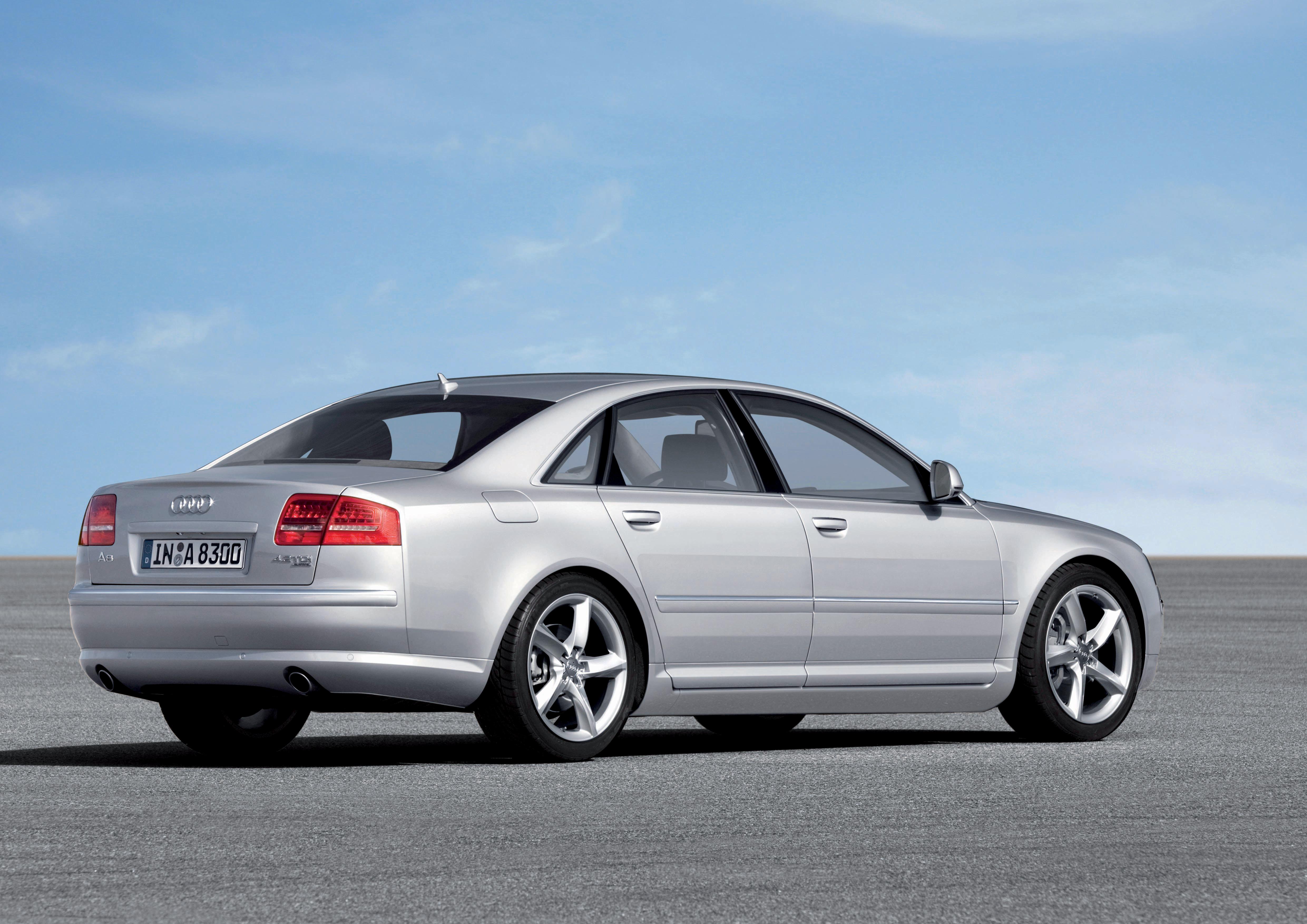 Audi A8 4.2 TDI quattro/Standbild