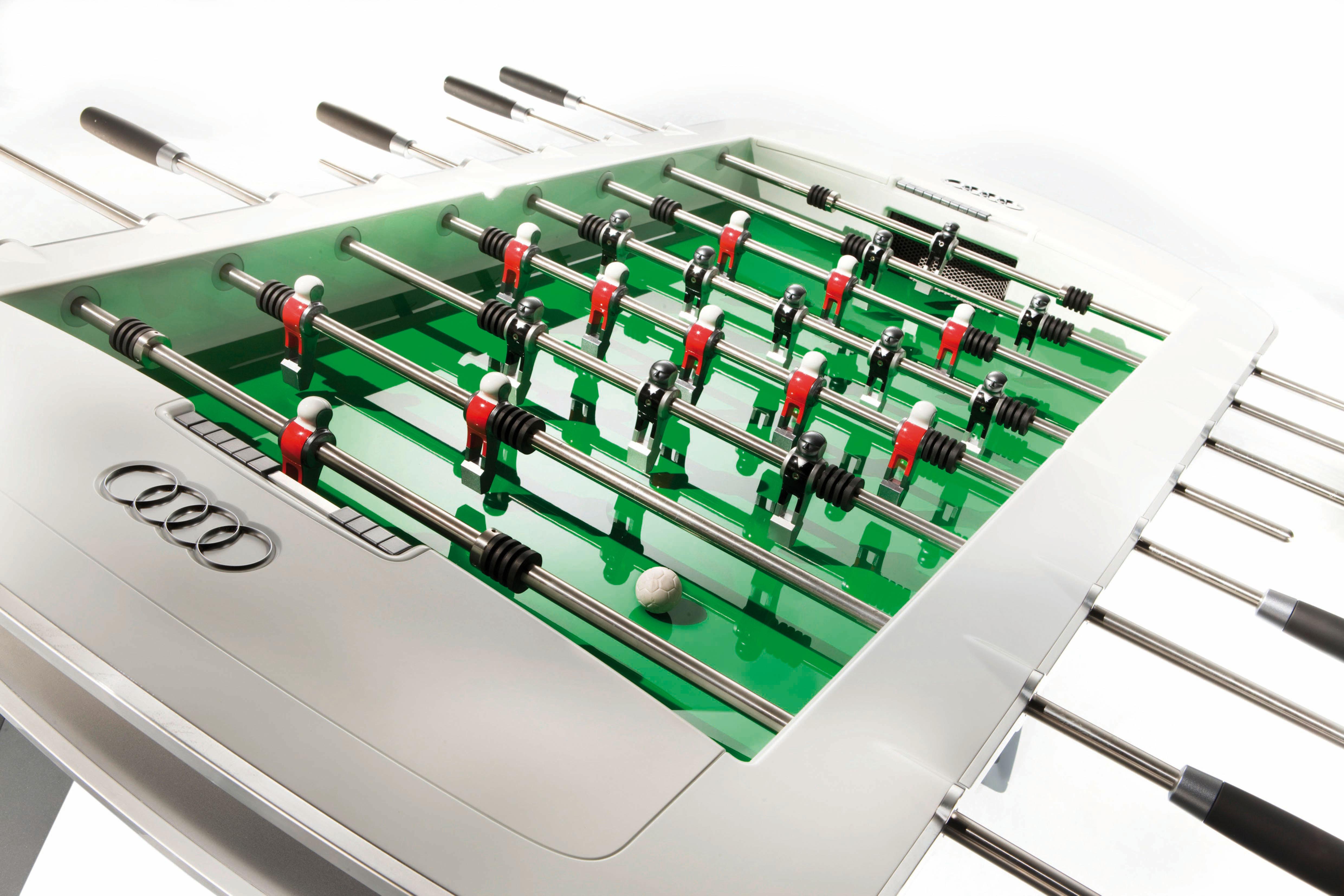 Futbolín de Audi Design