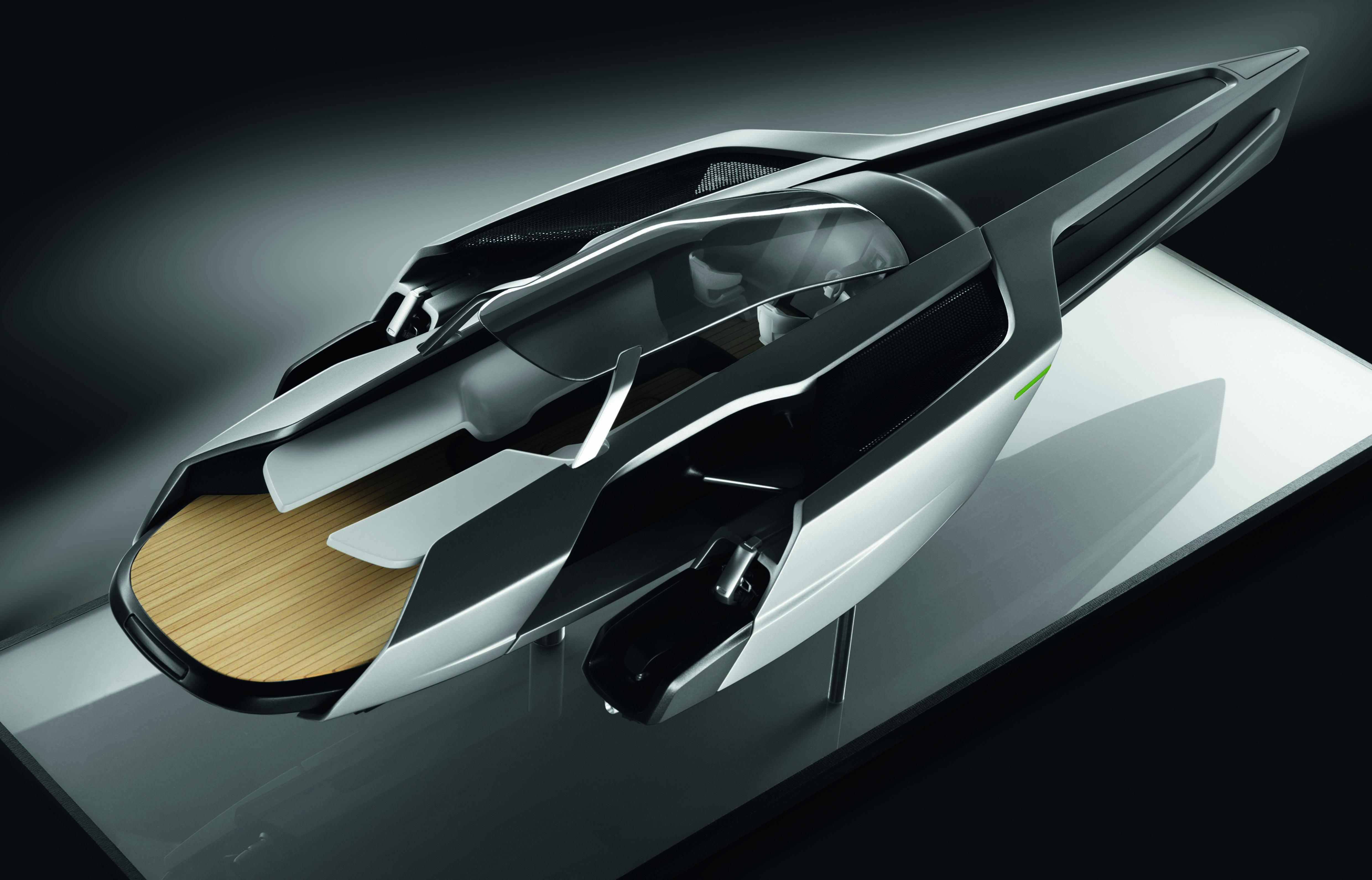 Audi Trimarán