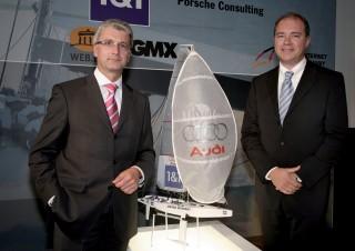 Audi se enrola en la América´s Cup