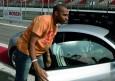 Thierry Henry con el nuevo Audi R8