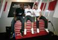 El Barça se refuerza con los nuevos Audi