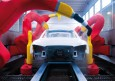Audi Standort Ingolstadt/Klarlack-Takt Innenlackierung