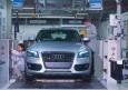 Kompromisslose Praezision bestimmt die Produktion bei Audi /Audi Standort Ingolstadt - Referenzpruefbereich Elektronik