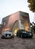 AUDI AG staerkt Engagement in Suedostasien/Exklusiver Importeur eroeffnet ersten Audi Handelsplatz in Vietnam im Bild: Showroom in Ho Chi Minh City